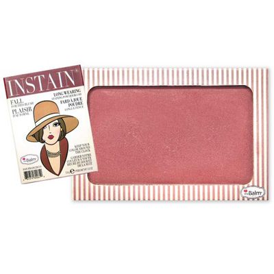 Blush Instain Pinstripe_