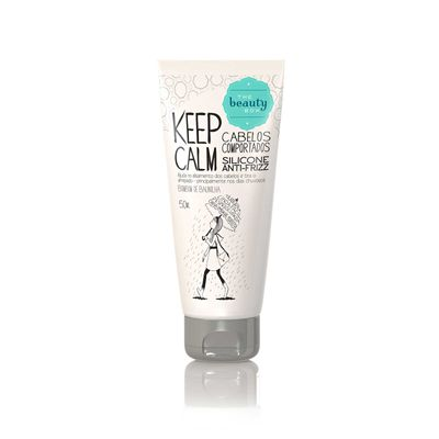 Silicone Anti Frizz Keep Calm 50 ml_