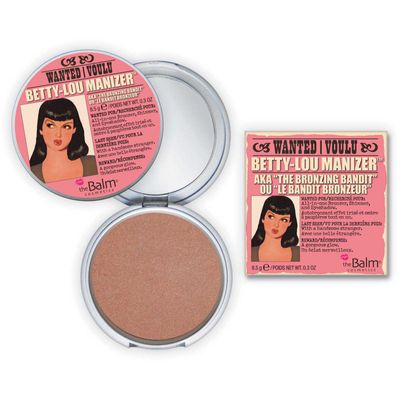 Pó Bronzeador Betty-Lou Manizer_