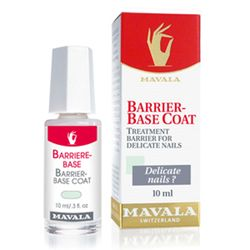 Base Mavala Barrier Base Coat 10ml Incolor_