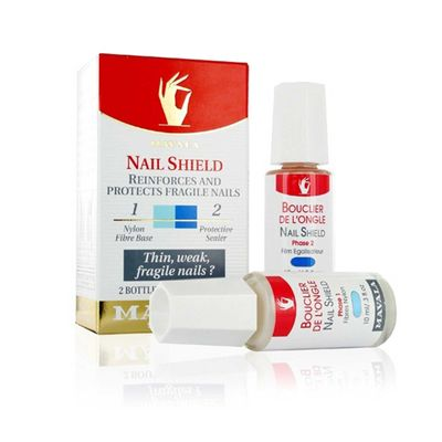 Fortificante com Fibras Nail Shield 10ml_
