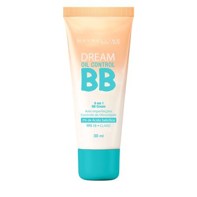 BB Cream Dream Oil Control  Claro 30ml Claro_