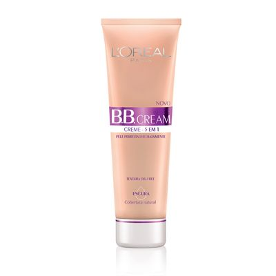 BB Cream Base Escura 50ml Escura_