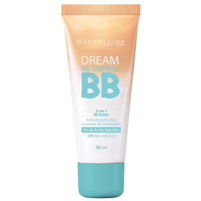 BB Cream Dream Oil Control  Médio 30ml Médio_
