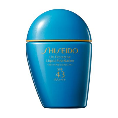 Base Líquida Protective UV Shiseido Light... Light Ochre_
