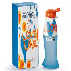 Perfume cheap & chic i love love moschino_