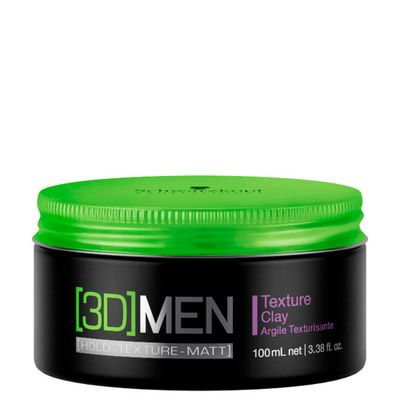 Creme Texturizante 3D Men Texture Clay... 100 ml_