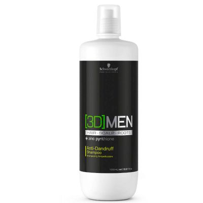 Shampoo 3D Men Anti-Caspa 1000ml 1000 ml_