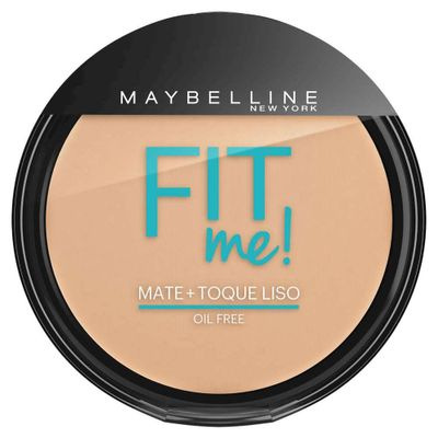 Pó Compacto Maybelline Fit Me Cor 110... Claro Real_