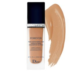 Base diorskin forever 040 Miel / Honey Beige_