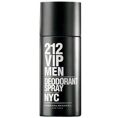 Desodorante Spray 212 Vip Men Carolina... 150 ml_