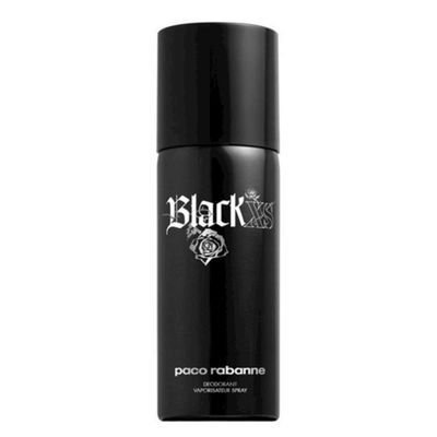 Desodorante Spray Black XS Masculino 150ml 150ML_