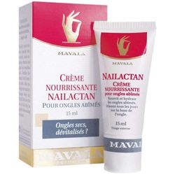 Creme Nutritivo de Unhas Nailactan 15ml Incolor_