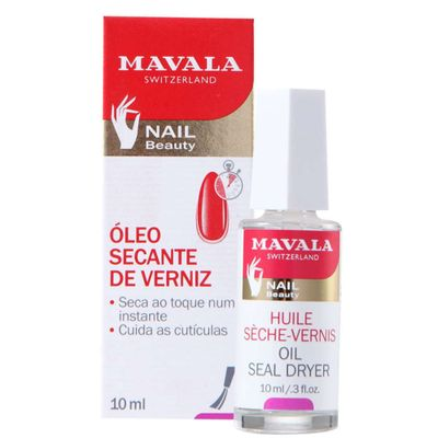 Óleo Secante Oil Seal Dryer 10ml Incolor_