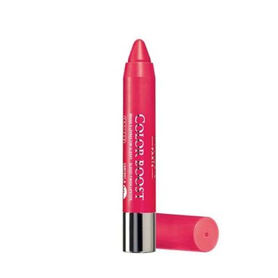 Batom Bourjois Colorboost 01 Red Sunrise Red Sunrise_
