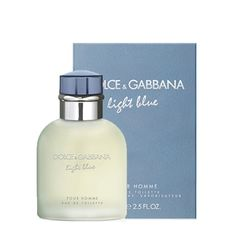 Perfume light blue masculino eau de... 40 ml_