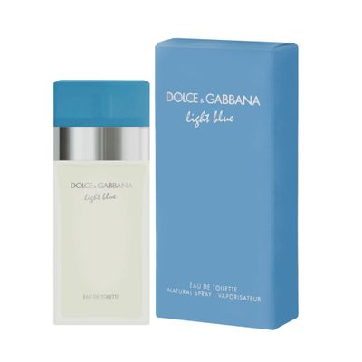 Perfume Light Blue Dolce & Gabbana... 50ml_