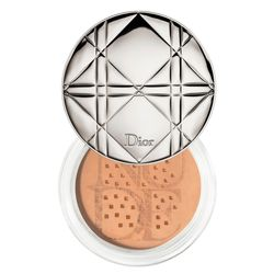 Pó facial diorskin nude air loose powder Honey Beige_
