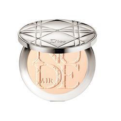 Pó compacto diorskin nude air compact powder 010 Ivory_