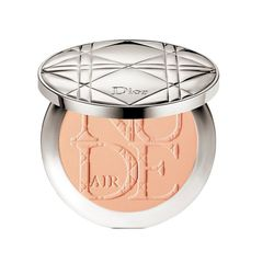 Pó compacto diorskin nude air compact powder 020 Light Beige_