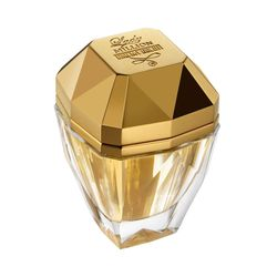 Perfume lady million eau my gold! feminino eau ..._8612