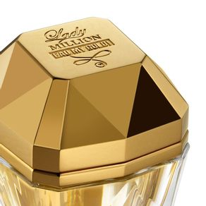 Lady million eau my gold! feminino eau de toile..._8612