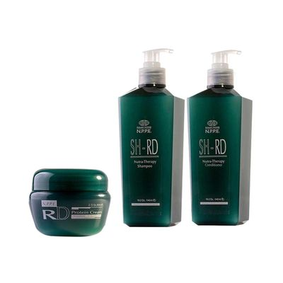 Kit Nutra Therapy Shampoo 140ml +... 360ml_