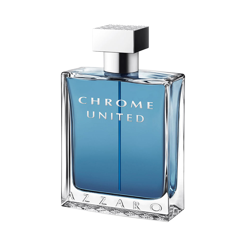 Perfume azzaro chrome united masculino eau de toilette for Chrome azzaro perfume