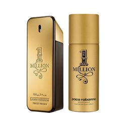 Kit 1 Million Eau de Toilette 100ml +..._