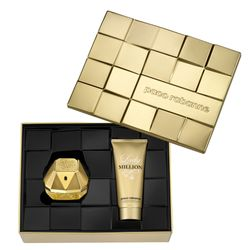 Kit Perfume Lady Million Feminino Eau de Parfum 30ml + Body Lotion 100ml_14550