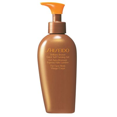 Autobronzeador Brilliant Bronze Quick..._