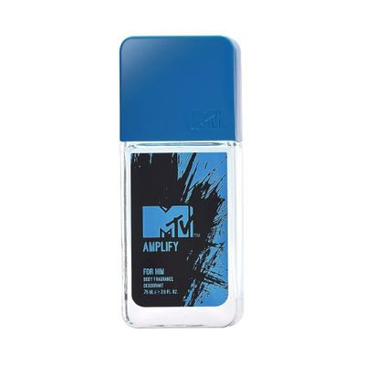 Body Spray Amplify MTV Masculino 75ml_