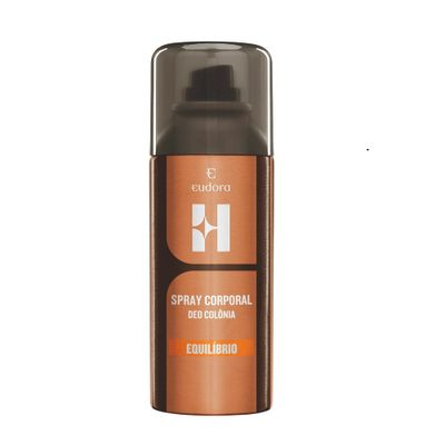 Eudora H Spray Corporal Perfumado... 150ml_