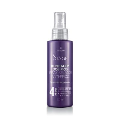 Spray Selador Anti Frizz Siàge Blindagem... 100ML_