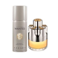 Kit Wanted Masculino Eau de Toilette +..._