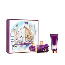 Kit-CH-Sublime-Feminino-Eau-de-Parfum-80ml---Body-Lotion-100ml
