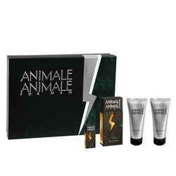 Kit Animale Animale For Men Eau de Toilette..._