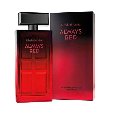 Perfume Elizabeth Arden Always Red... 100ML_