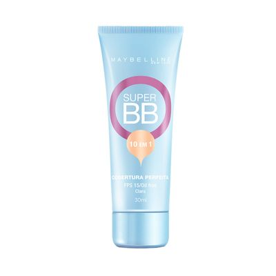 BB Cream Super 10 em 1 SPF15 Claro 30ml Claro_