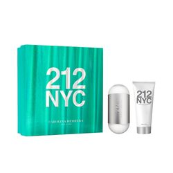 Kit Perfume 212 NYC Feminino Eau de Toilette 100ml + Body Lotion 100ml_16984