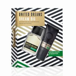 Kit-Perfume-Dream-Big-Men-Eau-de-Toilette-100ml---Pos-Barba-75ml