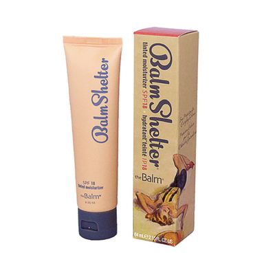 Hidratante Shelter Tinted Moisturizer... lighter than light_