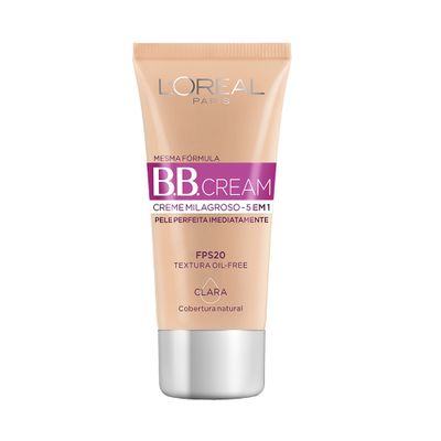 BB Cream Dermo Expertise FPS 20 Clara 30ml Clara_