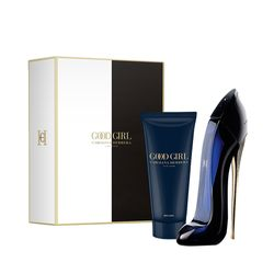 Kit-Perfume-Good-Girl-Eau-de-Parfum-80ml---Gel-de-Banho-100ml