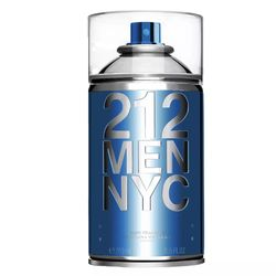 Body Spray 212 NYC Seductive Masculino 250ml_17003