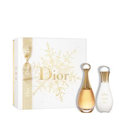 Kit J'Adore Feminino Eau De Parfum 50Ml + Body..._