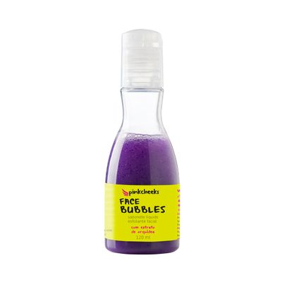 Sabonete Esfoliante Face Bubbles 120ml_