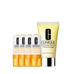 Kit-Facial-Clinique-Fresh-Pressed-Vitamina-C---Gel-Hidratante-Dramatically-Different-Moisturizing-50ml