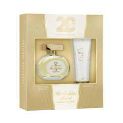 Kit Perfume Her Golden Secret 80ml +... ÚNICO_