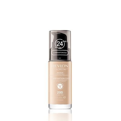 Base Líquida Colorstay Pump Oily Skin Nude... nude 200_